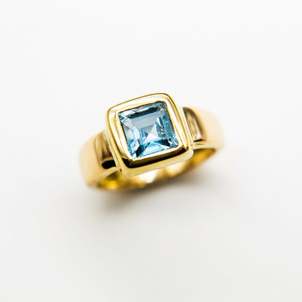 orobriz carmen joyería sevilla oro anillo