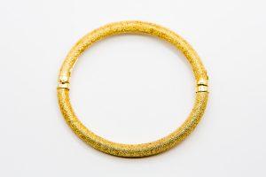 orobriz carmen joyería sevilla pulsera rigida oro