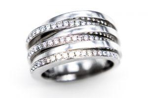 orobriz carmen joyeria sevilla anillo oro diamantes multi aro