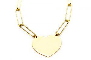 orobriz carmen joyeria sevilla collar oro cuore