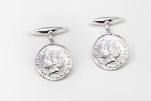 orobriz carmen joyeria gemelos plata monedas